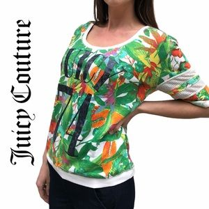Juicy Couture- Sweater Tee
